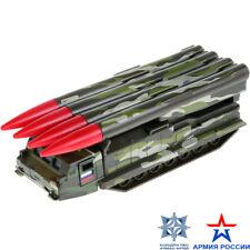 Diecast Toy Model 1:72 SAM System S-300VM Antey-2500 SA-23 Gladiator Russia Army