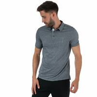 Mens Henri Lloyd Pinnacle Short Sleeve Polo Shirt In Navy- Short Sleeve- 3
