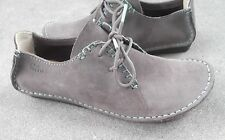 Womens CLARKS Originals Janey Mae moccasins size US 6.5 M leather shoes FREESHIP