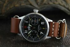 POLJOT AVIATOR IL-2 Watch  Airplane Russian Mechanical  2614.2N Military
