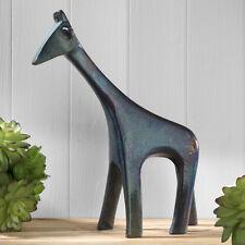 Contemporary Giraffe Ornament Sculpture