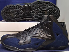 Nike Lebron XI EXT Denim QS SZ 11 ( 659509-004 )