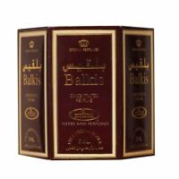 Genuine Al Rehab Balkis 6 x 6ml Oil Perfume Fragrance Roll On Alcohol Free Halal