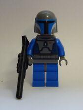 Lego Star Wars - Minifig - Mandalarian with Rifle - SW 296 - Set 7914 / 9525