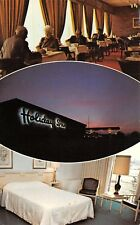 Ironton Ohio 1960s Postcard holiday Inn Motel near Ashland Kentucky