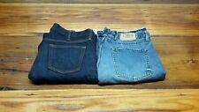 Mens GAP Old Navy | W36 x L36 | Bundle LOT of 2 | Loose Boot Low Rise Blue Jeans