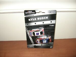 2019 Kyle Busch Snickers&Skittles Red-White-Blue Liquid Color 1/87 Lionel Wave 5