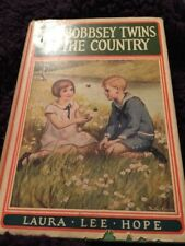 Bobbsey Twins In The Country by Laura Lee Hope DJ