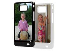Samsung S2 i9100 Hülle mit Foto nach Wunsch Handyhülle Schutzhülle Case Cover