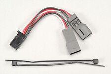 Traxxas 2046 Servo connector Y adapter For dual-servo steering Revo
