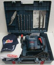 BOSCH, HILTI, MILWAUKEE HAMMERDRILL, NEW, FREE BITS & CHISELS, STRONG,FAST SHIP