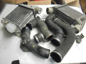 Audi TT MK1 225 BAM twin intercoolers + pipes + sensor