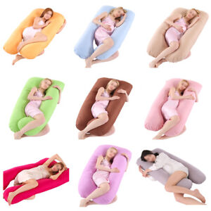 Multi-use Pregnant Pillow Sleeper Cushion Maternity U-shaped Nap Belly Pillow TR