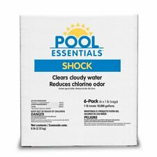 New listing Pool Essentials 25506Ess Shock Treatment 1Pound Pack of 6