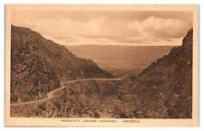 Prescott-Jerome Highway, AZ Postcard *4S
