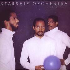 STARSHIP ORCHESTRA Celestial Sky NEW & SEALED JAZZ FUNK CD (EXPANSION) SOUL 80s