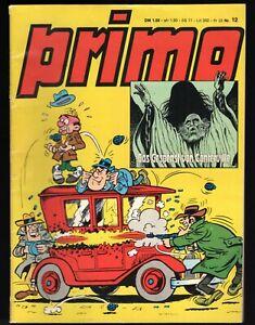 Primo #13 German Mag 1973 El Cid by Hernandez/Katja by Walthery-Ray Miller Coll