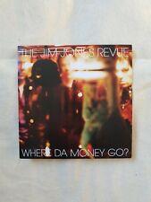 THE JIM JONES REVUE - Where Da Money Go? - 2 Track Promo CD