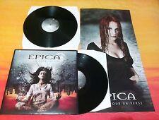 Epica /Design your universe/ lp/ limited edition 0360