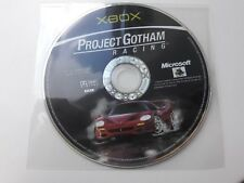 Project Gotham Racing - Game Disc PAL - Original Xbox