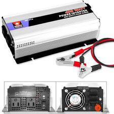 Power Inverter 400 - 800 Watt Peak Surge 40 AMP w/ 12V