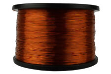 TEMCo Magnet Wire 23 AWG Gauge Enameled Copper 200C 5lb 3134ft Coil Winding