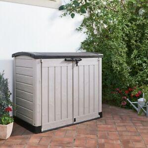 Keter Store It Out Arc Plastic Garden Storage Box 1200L | FREE P&P ✅🚚