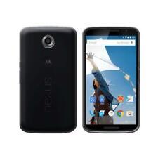 Cover per Motorola Nexus 6, in silicone TPU trasparente Nero
