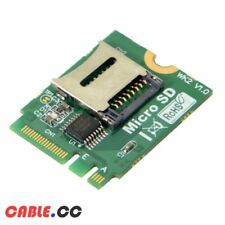 Cablecc M2 NGFF key A/E WIFI Slot To Micro SD SDHC SDXC TF card Reader Adapter