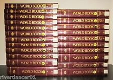 THE WORLD BOOK ENCYCLOPEDIA 1-24 1992 / 2 YEAR BOOKS / 2 SCIENCE YEARS ~ PICK UP