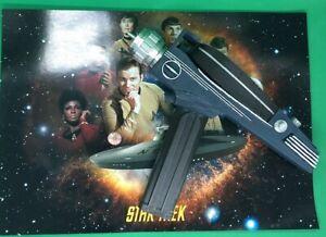 1:1 Scale - Star Trek Original Series Phaser Pistol - 3D Printed Cosplay Replica