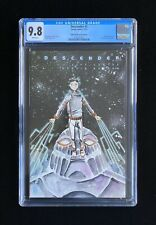 DESCENDER #1 CGC 9.8 (3/15) BAM!/2ND & CHARLES EDITION IMAGE MOVIE WHITE PAGES