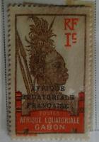 French Sudan 1911 Stamp 1c MNH Stamp Rare Antique StampBook1-90