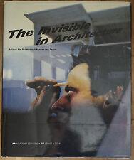 The invisible en architecture, architecture, architecture, Ole Bouman,