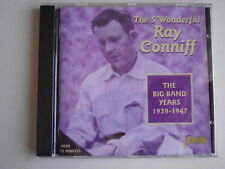The S'Wonderful Ray Conniff - The Big Band Years 1939-1947. CD Album (L12)