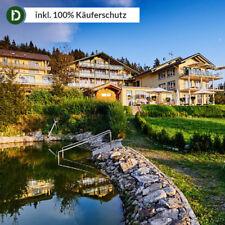 Bayerischer Wald 3 Tage Kurzurlaub Bernried Hotel Reblingerhof Reise-Gutschein