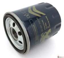 GENUINE Oil Filter Peugeot Citroen 2.2 & 2L HDI 1.9 D & TD 1.5D