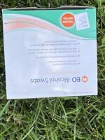 BD Alcohol Swabs In Box 100ct Buy three get one free