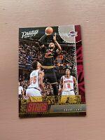 2016-17 Panini - Prestige Basketball: Lebron James - Stat Stars