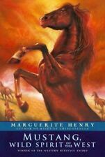 Mustang: Wild Spirit of the West (Paperback or Softback)