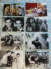 Elvis Presley Candid Photo Lot of 23, 1950's-1970's-N ew!