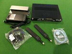 Cisco C897VAG-LTE-LA-K9 Router w 4G Antennas