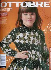 OTTOBRE Kids Fashion Design 4/2018 automne Coupe motifs magazine nähheft