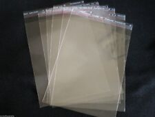 Self Seal Clear Cello Cellophane LARGE 160x230mm x 100 Bags Quality packaging