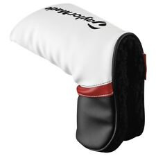 New 2017 TaylorMade Black/Red/White Putter Head Cover Headcover