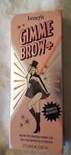 Benefit Cosmetics GIMME BROW+ 3 Brow Volumizing Fiber Gel Sample .02 g / .007 oz