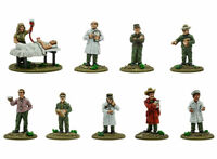 Warlord Games Bolt Action - Korean War US MASH Unit