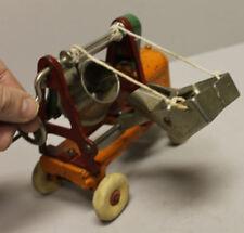 Antique Kenton Jaeger Cement Mixer toy Cast Iron 6 1/2 – Construction Toy