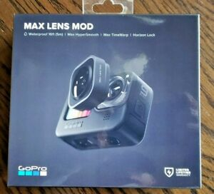 Brand New Sealed Gopro Hero 9 Black Max Lens Mod Hero9