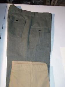 (TA197) MINT VINTAGE Filson 185 WOOL HUNTING PANTS - 36 X 30 - RARE !